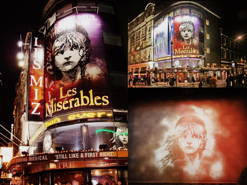 The must-see musical... Les Mis ♥♥♥