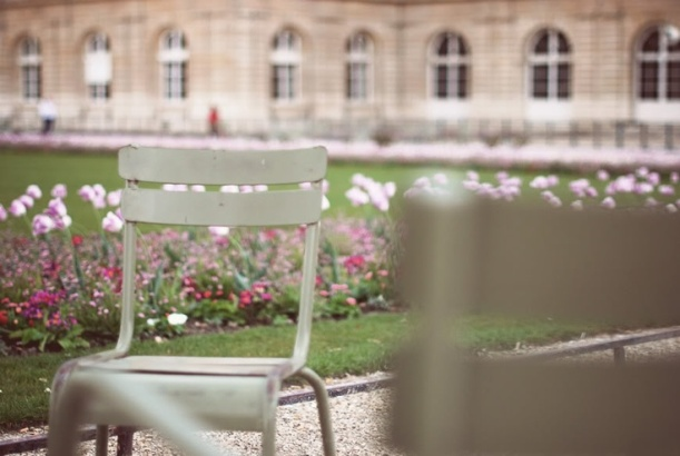 Jardin du Luxembourg - Photo from Hello it's Valentine