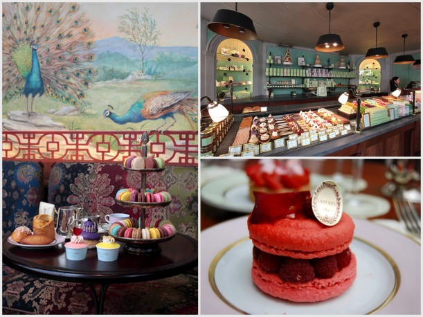 Photos from Hello it' Valentine & Les Maisons Ladurée