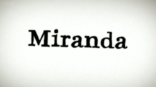 Miranda_(TV_series)_title