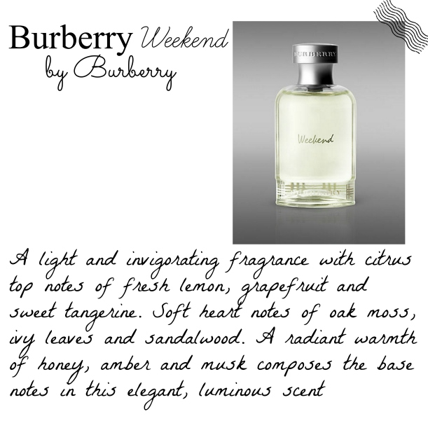 burberry weekend by burberry