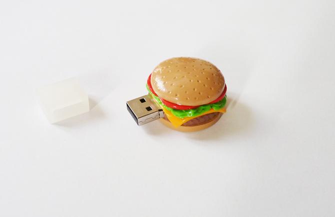 burger USB la boite a couture