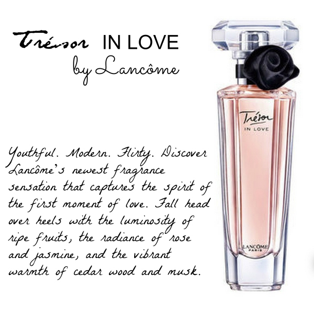 trésor in love by lancôme