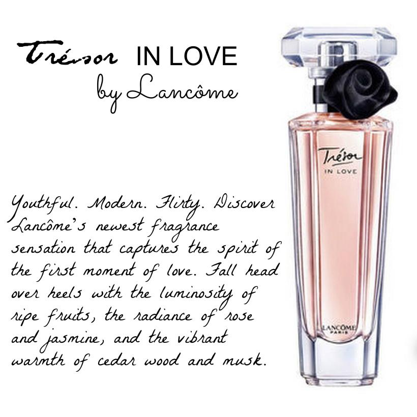trésor in love by lancôme