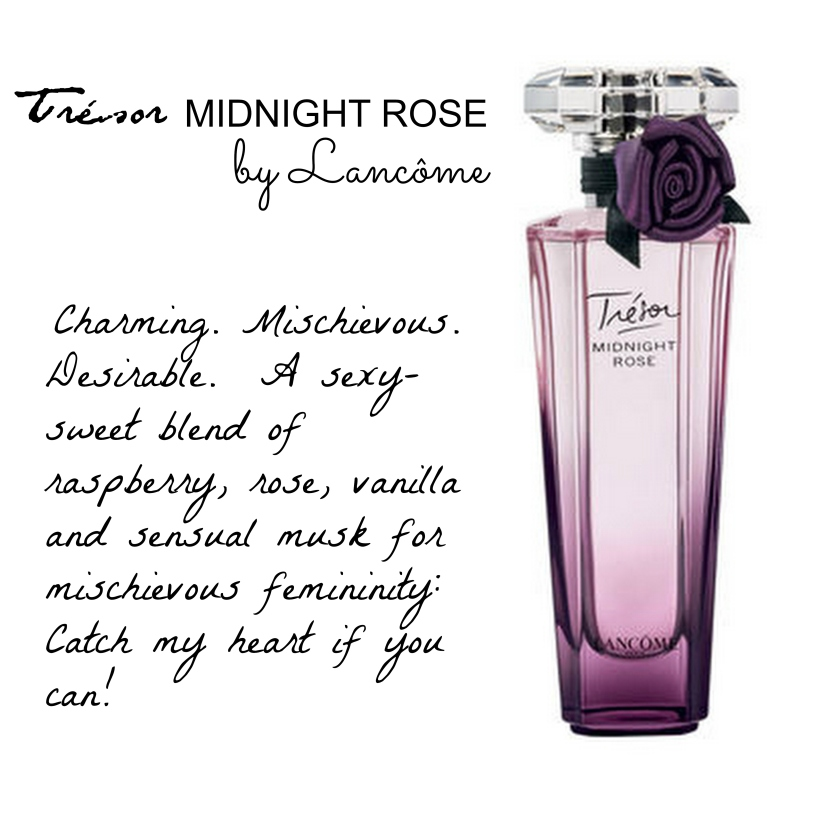 trésor midnight rose by lancôme